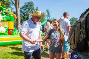 Impressionen vom Pusteblume-Kinderfest 2019