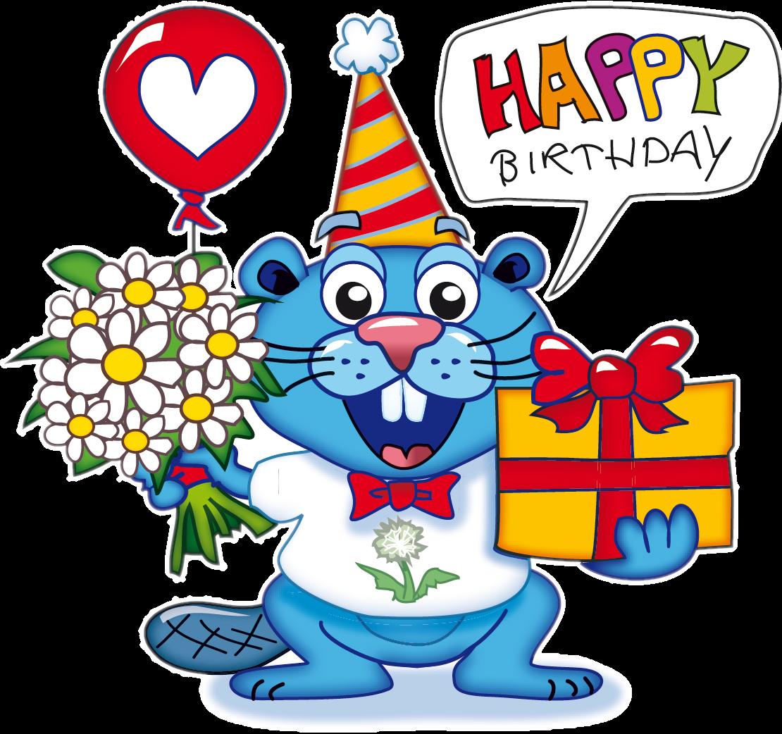 Geburtstags-Vobi